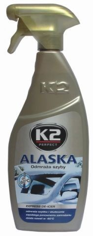 K2-ALASKA ODMRAZACZ DO SZYB ATOM. 700ML